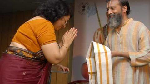 Samskruthi-Samvaad at Indiragandhi National Center for Arts