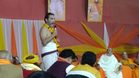 Discussions on Ramanujacharya 1