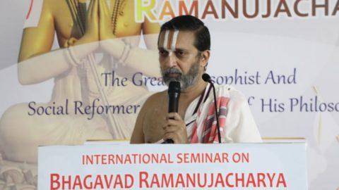 International Conference on Bhagavad Ramanujacharya 2