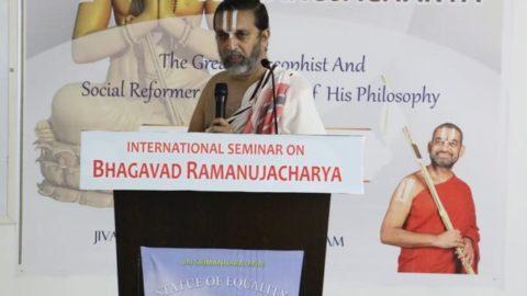 International Conference on Bhagavad Ramanujacharya 6