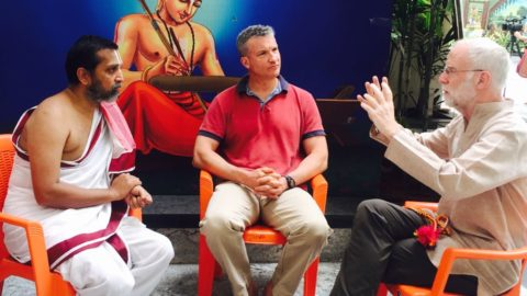 Discussions on Ramanujacharya 2