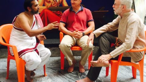 Discussions on Ramanujacharya 3